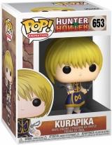 Вінілова фігурка «Funko Pop! Animation: Hunter x Hunter - Kurapika»