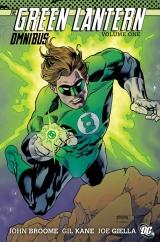 Комикс на английском языке The Green Lantern Omnibus Vol. 1 Hardcover   [ USA IMPORT ]