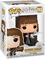 Вінілова фігурка Funko Pop! Harry Potter: Harry Potter - Hermione with Feather