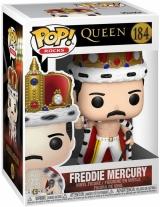 Вінілова фігурка «Rocks: Queen - Freddie Mercury King»