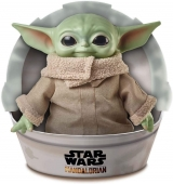 Оригінальна м'яка іграшка Star Wars The Child Plush Toy, 11-inch Small Yoda-like Soft Figure from The Mandalorian