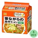 Оригинальный Японский рамэн Maru-chan old-fashioned miso ramen