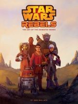 Артбук «The Art of Star Wars Rebels» [USA IMPORT]