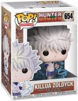 Вінілова фігурка Funko Pop! Animation: Hunter x Hunter - Killua Zoldyck