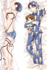 Дакімакура (подушка для обіймів) 150 см «Атака Титанів - Леві в піжамі»