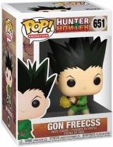 Вінілова фігурка «Funko Pop! Animation: Hunter x Hunter - Gon Freecs Jajank»