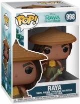 Виниловая фигурка «Funko Pop! Disney: Raya and The Last Dragon - Raya»