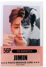 Офіційні фотокартки BTS JIMIN Solo Photocards 56pcs
