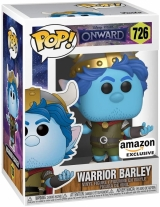 Виниловая фигурка «Funko Pop! Disney: Onward - Warrior Barley»