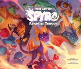 Артбук «The Art of Spyro: Reignited Trilogy» [USA IMPORT]