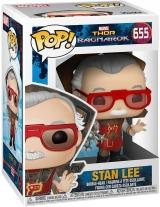 Виниловая фигурка Funko Pop! Icons: Stan Lee - Stan Lee in Ragnarok Outfit