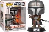 Вінілова фігурка «Funko Pop! Star Wars: Mandalorian - The Mandalorian»