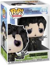 Вінілова фігурка Funko Pop! Movies: Edward Scissorhands - Edward Scissorhands