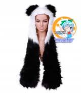 Зверошапка (SpiritHood) модель Panda