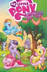 Комикс My Little Pony. Дружба — это чудо том 1