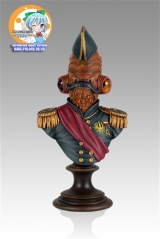 """Magnitude"" An Admiral Ackbar Mini Bust - SDCC 2013 Exclusive"