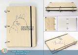 Скетчбук ( sketchbook) Ghibli Totoro Logo