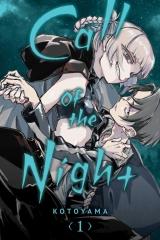 Манга на английском языке «Call of the Night, Vol. 1»