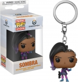 Брелок Funko Pop! Keychains Overwatch - Sombra Collectible Figure