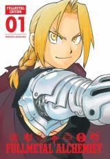 Лицензионная манга на японском языке «Square Enix Gangan Comics Deluxe Hiromu Arakawa Fullmetal Alchemist full version 1»
