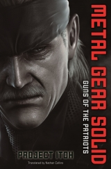 Книга на английском языке Metal Gear Solid: Guns of the Patriot