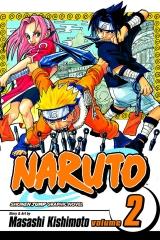 Манга на английском языке «Naruto, Vol. 2: The Worst Client»
