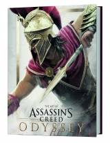 Артбук The Art of Assassin's Creed Odyssey [USA IMPORT]