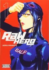 Манга на англійській мові «RaW Hero» vol.1