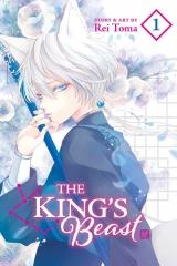 Манга на английском языке «The King's Beast, Vol. 1»