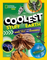 Артбук «The Coolest Stuff on Earth: A Closer Look at the Weird, Wild, and Wonderful» [USA IMPORT]