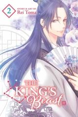 Манга на английском языке «The King's Beast, Vol. 2»