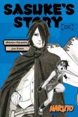 Ранобэ на английском языке «Naruto: Sasuke's Story--Star Pupil (Naruto Novels)»