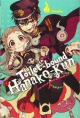 Манга на английском языке «Toilet-bound Hanako-kun, Vol. 2»