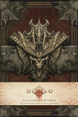 Офіційний скетчбук Diablo III: Hardcover Blank Sketchbook (Insights Deluxe Sketchbooks)