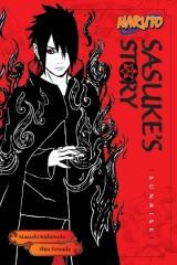 Новелла на английском языке «Naruto: Sasuke's Story--Sunrise (Naruto Novels)»