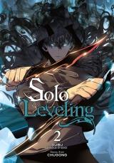 Манга на англійській мові «Solo Leveling, Vol. 2»