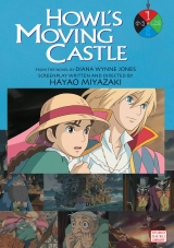 Манга на английском языке «Howl's Moving Castle Film Comic, Vol. 1»