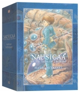 Манга на англійській мові «Nausicaä of the Valley of the Wind Box Set (Nausicaa of the Valley of the Wind) Hardcover – Box set»