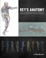 Артбук «Rey's Anatomy: Figurative Art Lessons From the Classroom» [USA IMPORT]