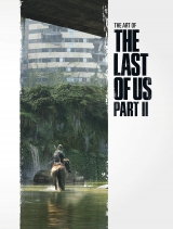 Артбук «The Art of the Last of Us Part II Hardcover» [USA IMPORT]