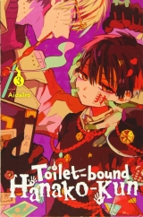 Манга на английском языке «Toilet-bound Hanako-kun, Vol. 3»