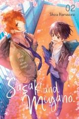 Манга на английском языке «Sasaki and Miyano, Vol. 2»