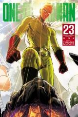 Манга на англійській мові «One-Punch Man» vol.23