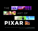 Артбук «The Art of Pixar: The Complete Colorscripts from 25 Years of Feature Films (Revised and Expanded)» [USA IMPORT]