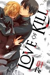 Манга на английском языке «Love of Kill, Vol. 1»