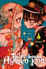 Манга на англійській мові «Toilet-bound Hanako-kun, Vol. 8»