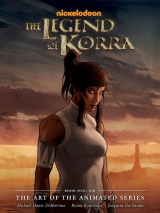 Артбук «The Legend of Korra: Air (The Art of the Animated) » [USA IMPORT]