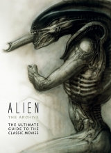 Артбук «Alien: The Archive-The Ultimate Guide to the Classic Movies» [USA IMPORT]