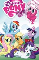 Комикс My Little Pony. Дружба - это чудо. Том 2