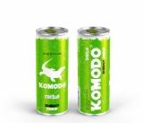 Напиток KOMODO Energy Drink Caktus
